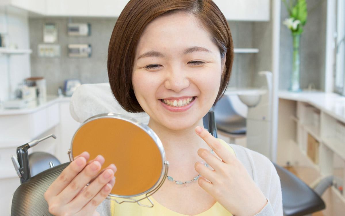 画像:矯正歯科治療の開始