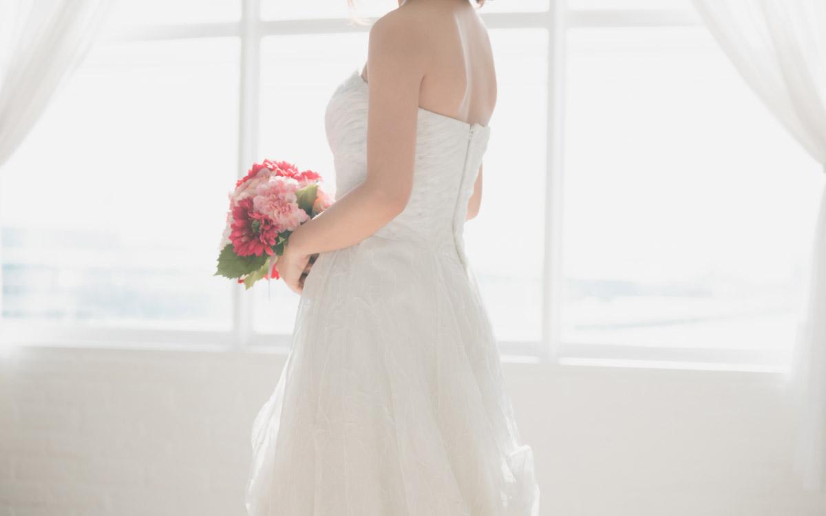 画像:結婚式など目標期日の直前
