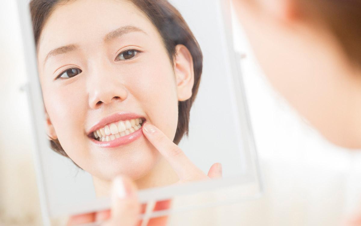 画像:治療後のキレイな歯並びを長持ちさせるために